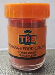 Lebensmittelfarbe, Orange, 25g, TRS, Großbritannien