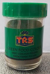 Lebensmittelfarbe grün, 25g, TRS, Großbritannien