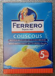 Couscous, 500g/1000g, Frankreich, Ferrero