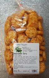 Reiscracker Curry, 150g, Thailand