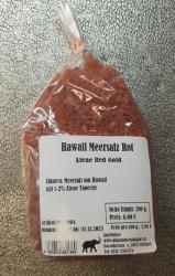 Hawaii Meersalz rot, 200g, Hawaii