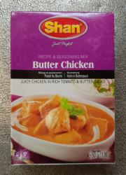 Butter Chicken, 50g, Shan, Pakistan