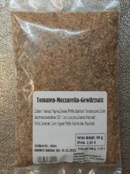 Gewürzsalz für Tomate-Mozzarella, 80g, Deutschland
