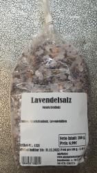 Lavendelsalz, 200g, Deutschland