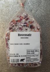 Rosensalz, 200g, Deutschland