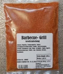Barbecue Grill, 80g, Deutschland