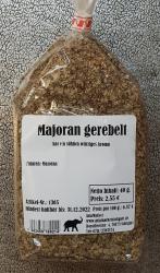 Majoran gerebelt, 40g, Deutschland
