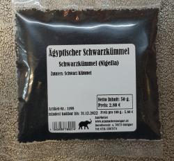 Ägyptischer Schwarzkümmel