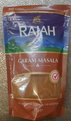 Garam Masala gemahlen, 85g, Rajah, UK