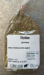 Thymian, 25g, Griechenland