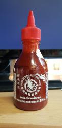 Sriracha Chilli Sauce  extra Hot roter Deckel 200ml