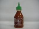 Sriracha Chilli Sauce  Hot grüner Deckel 200ml und 455ml