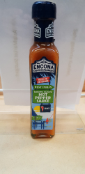 Encona Smooth Papaya Hot Pepper Sauce  142ml