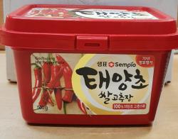 Gochujang Chilipaste, 170g, Korea, Sempio