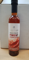 Chiliöl, 250ml, A L'Olivier, Frankreich