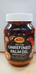 Palm öl, 500ml, KTC, UK