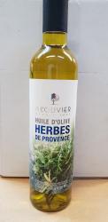 Kräuter der Provence Öl, 250ml, A L'Olivier, Frankreich