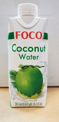 Kokosnuss Wasser, 330ml, Vietnam, FOCO
