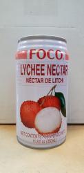 Litschi Nektar, 350ml, Thailand, FOCO