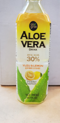 Aloe Vera Getränk, Yuzu-Zitrone, 500ml, Korea, allgroo