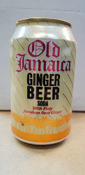 Ginger Beer, 330ml, Old Jamaica, UK