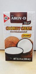 Kokoscreme, 250ml VN/TH, Aroy-D