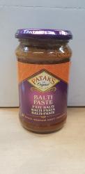 Balti Curry Paste, Pataks 283g, UK, Mittel Scharf