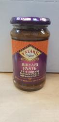 Biryani Curry Paste  Pataks, mittelscharf, UK, 283g