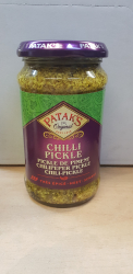 Chili Pickle, PATAK'S, scharf, 283 g, UK