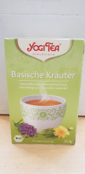 Basische Kräuter Tee BIO, 36g, YogiTea