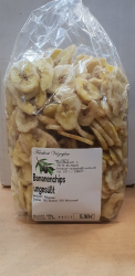 Bananenchips ungesüßt, 400g, Philippinen